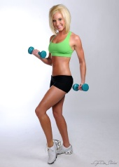 Ansley Camille - Fitness