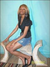 natasha rogers - first model picture