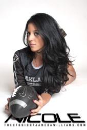 Nicole Balamut - Raiders