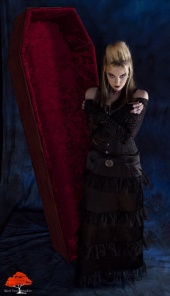 Necrostar - Vampire shoot