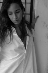 Mimi G - Black and White Dress Shirt