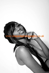 Tumi - Black n white shoot