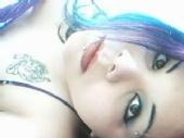 Sin Vicious - blue girl