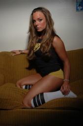 Gabrielle Marie - nice socks