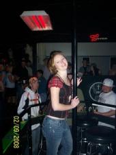 alwayz.yourz - Dancing at the club w/ stripper pole