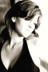 Miss Rachelle - B&W