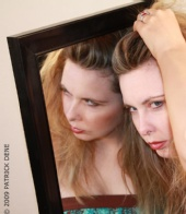 monkat1781 - woman in the mirror