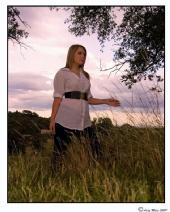 Hannah Olding - Outdoor location shoot