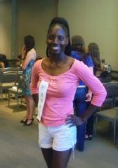 Lakisha - at the model talent expo