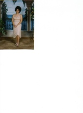Tasha - 2006 SR Prom