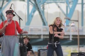Lanie Kendrick - Lanie - Performing at Riverbend in Chattanooga Tn