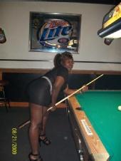 Ms. Cocoa Cream - Pool Stick