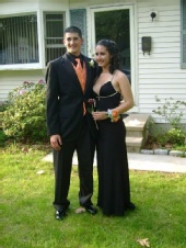 Chris - Prom with my girlfriend