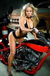 Candice Kay - Bike - Unedited