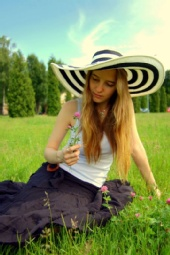 Icetea - Relaxing in the field