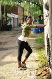 Amanda Finesse - Fitness Shoot