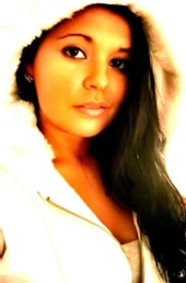 Coty Couture - White Hood