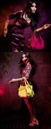 ChaoxAngel - Model: Melissa Faith