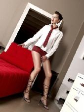 Sylvia - red