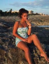 Amber - Beach