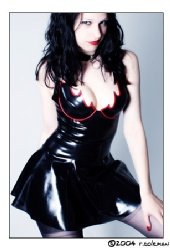 Lucidique - Latex Dress