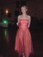 Nat Davies - my prom pose