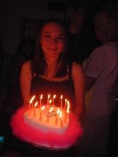 AliceCrypt - birthday cake