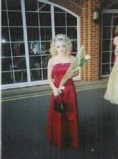 rachel - prom day 2004 !!