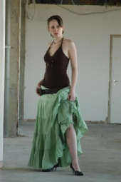 Emma - Long skirt.