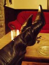 Sheryl-Maria James - Shez Boots