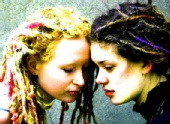 Joanne Lausch - Cold Noses; me on right obviously...