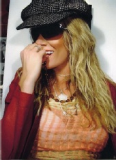 "Bianca Drakes Drakes - ""Boucle Cap and Shades"""