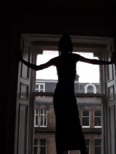 Stuart Henderson - silhouette