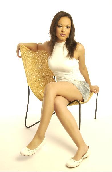 Jodie Rodaway - Sitting Crossed Leg