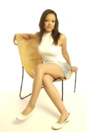Jodie Rodaway - Sitting Crossed Leg