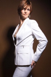 Michele - White suit