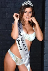 ashley kerr - miss british isles 2005