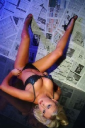 Samantha Tye - Newspaper