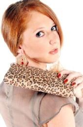 Kat - leopard Bag