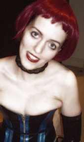 Sigorney Beaver - Red wig