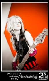 tazzy - rock starz
