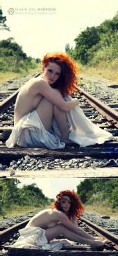 shaun Joel Morrison - Train Tracks