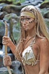 Taylor Beck~ - jungle women