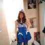 samantha jeffery - fancy dress