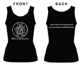 MGAmateur - First Printed Tank Top Small (11-05-12)