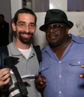 Ryan Branco - Me with Cedric the Entertainer