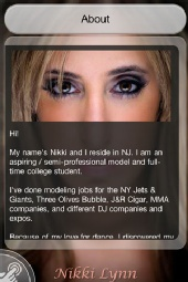 Manish Sehgal - From our Model Nikki Lynn iPhone App