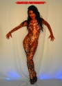 TRAVSTAR~GLAMOUR~PHOTOGRAPHY - ~LUKY~ BODYPAINT AT OUR STUDIO BY ALEX