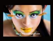Mgani Makeup