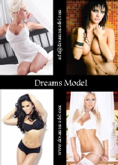 Dreams Model - Dreams Model Flyer